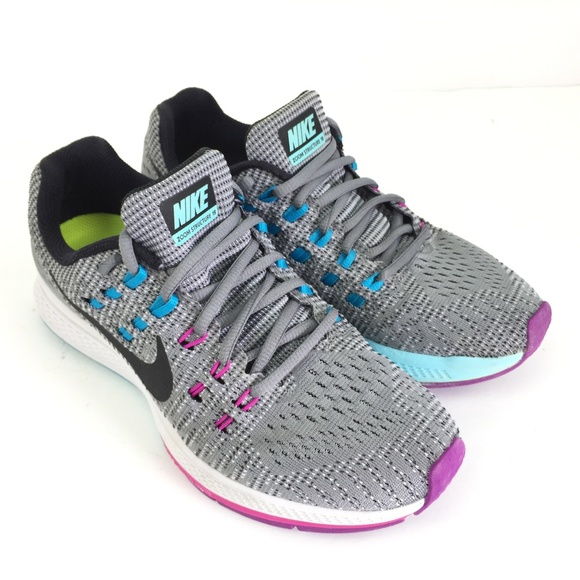 competitive price 9f8ee 30173 Nike Air Zoom Structure 19 Women's Running Shoes